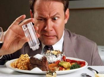 Thói quen ăn uống và tăng huyết áp