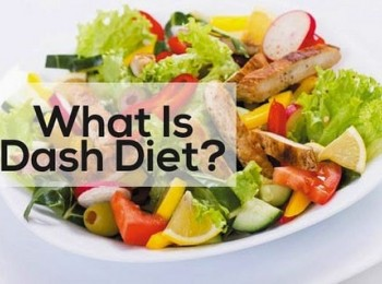 Chế độ ăn DASH- Chế độ ăn giúp ngăn ngừa cao huyết áp hiệu quả
