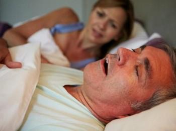 Ngủ ngáy - coi chừng bị suy tim