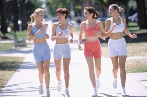 Tập thể dục thể thao là một biện pháp phòng tránh suy tim hiệu quả