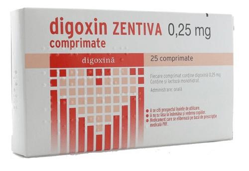 Thuốc Digoxin giúp điều trị suy tim
