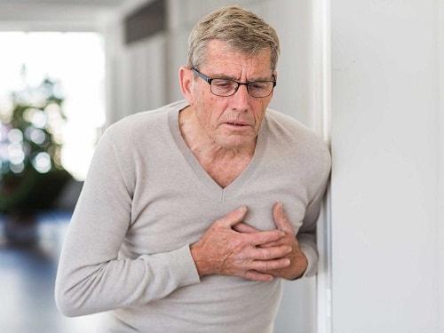 Cao huyết áp cao thể biến chứng suy tim