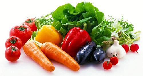 Ăn nhiều rau củ giúp phòng tránh nhồi máu cơ tim