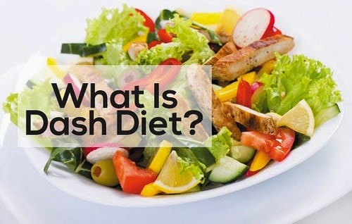 Chế độ ăn Dash là chế độ ăn ngăn ngừa cao huyết áp