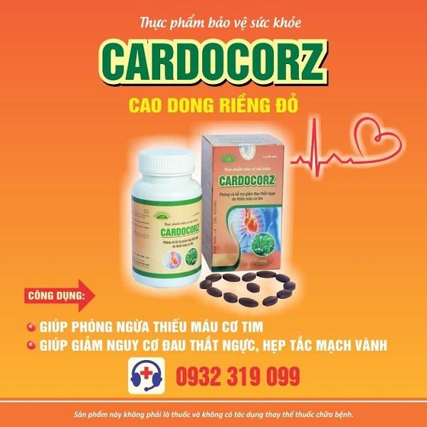 Giải pháp cho người bệnh thiếu máu cơ tim