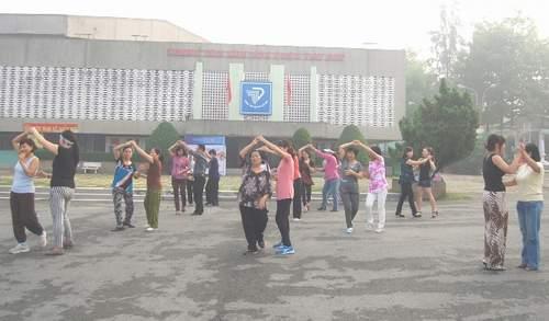 Khiêu vũ là môn thể thao dành cho bệnh tim mạch ở người già