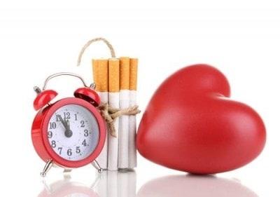 """Khói thuốc lá, """"kẻ sát nhân"""" gây nhồi máu cơ tim"""