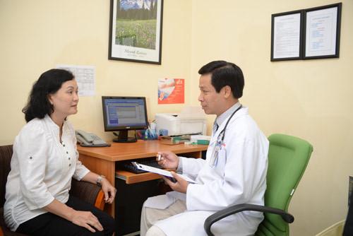 1.Sai lầm ngưng đi kiểm tra sức khỏe định kì theo chỉ định của bác sĩ