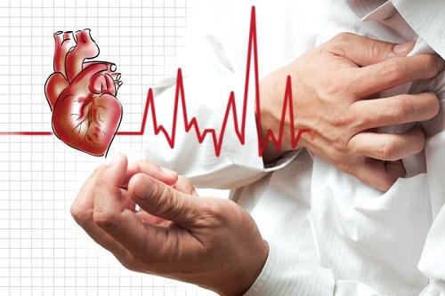 Rối loạn nhịp tim là biến chứng thường gặp của bệnh thiếu máu cơ tim