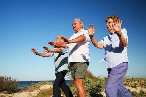 Luyện tập thể dục đối với người cao huyết áp cũng rất quan trọng